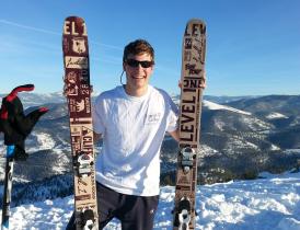 Skiing pic
